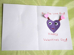 Homemade Valentine's Day Card - Step 15