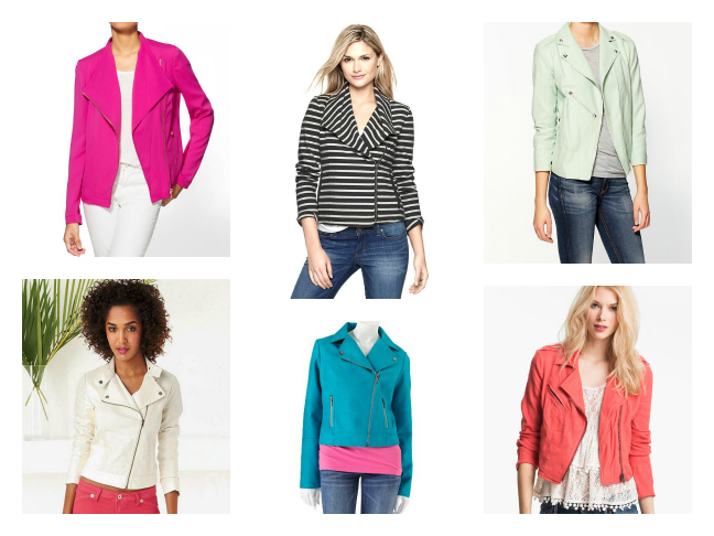 Shop for Moto Jackets for Spring