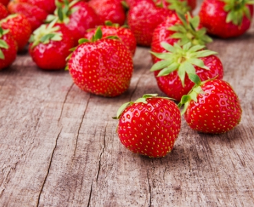 Strawberries for Skin Health
