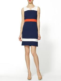 THML Colorblock Spring Dress