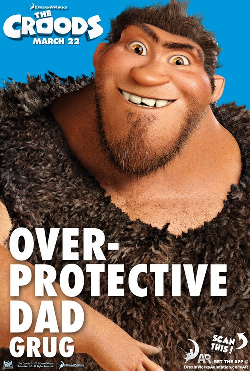 meet the croods voices that care