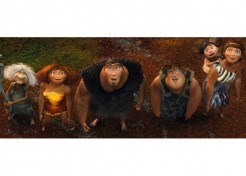 Momtastic Goes Behind The Scenes Of The Croods