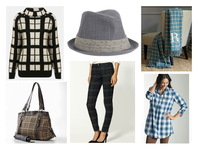 Shop for Plaid