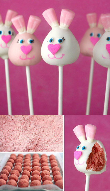 15 easter cakes hatching chick easter mini cake negle Images