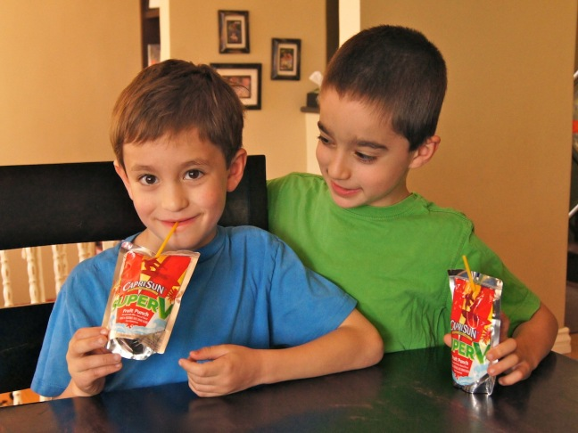 Capri Sun Product Review