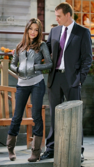General Hospital - Brenda and Jax