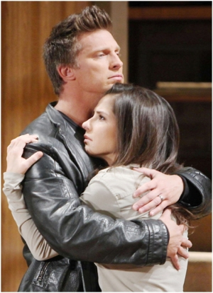 General Hospital - Jason and Sam