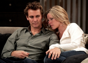 General Hospital - Carly and Jax