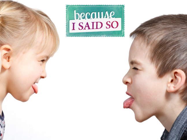 Parenting Blog - Sibling Rivalry