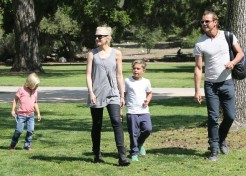 Photos: Celebrity Parents And Kids – Heidi Klum, Holly Madison and More!