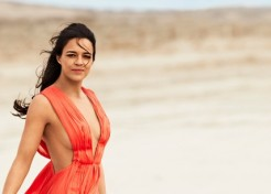 Fast & Furious Actress Michelle Rodriguez On Why She's Still Single
