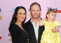 Ian Ziering Welcomes A Second Daughter, Penna, Born On Daughter Mia's Birthday