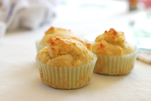 Lemon Muffins Recipe - Mother's Day