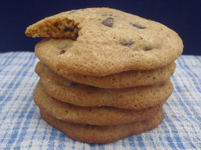 Best (Gluten-Free Choc Chip Cookies) 1