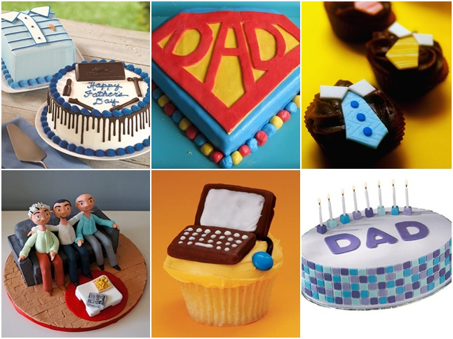 Cake Decorating Ideas For Father S Day : 15 Father s Day Cake Ideas