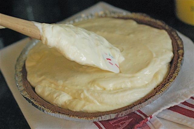 Lemonade Ice Box Pie Recipe - Step 2