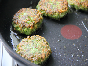Broccoli Pecorino Fritters Recipe - Step 5