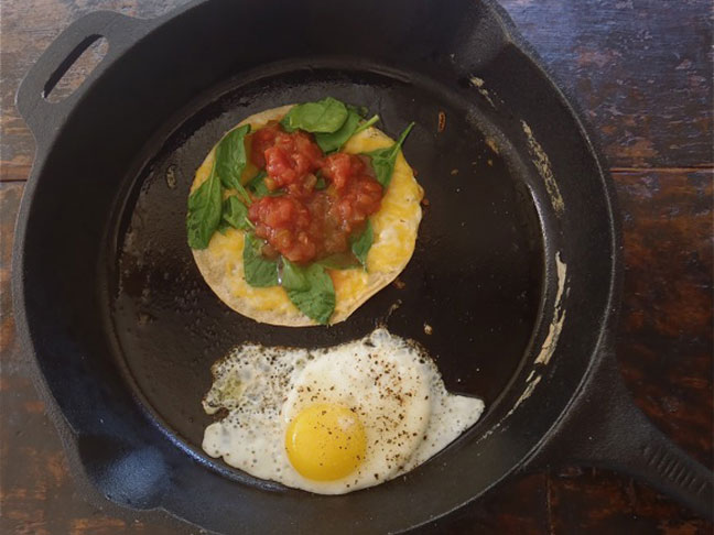 Breakfast Egg Tostada2