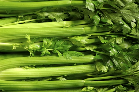 Pesticides in Celery