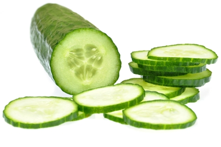 Pesticides in Cucumbers
