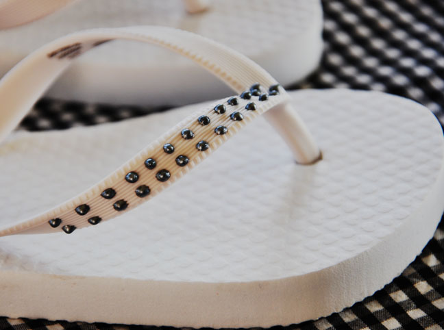 DIY: Shoe Bling