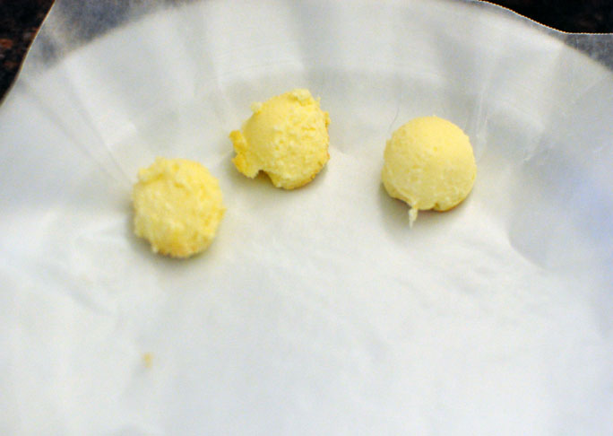 Cheesecake Bonbon Recipe - Step 1A