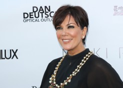 Kris Jenner Plays Coy About Granddaughter North West Appearing On Her Talk Show