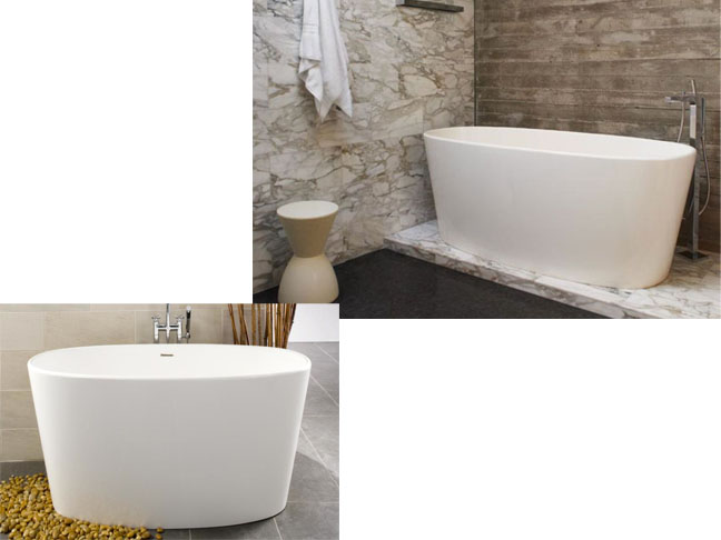 I m a bathtub soaking type person  so I can t wait to rip out the old  1970 s builder grade  half sunken bathtub that s presently in my master  bathroom. Is Your Bathroom in Need of a Remodel