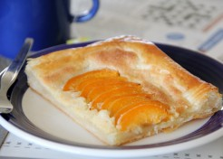 Apricot Tart with Almond Cream Recipe