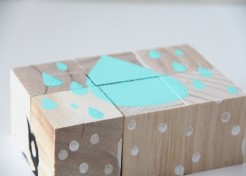 DIY: Puzzle Blocks Toy