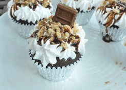 The Best S'mores Cupcakes Recipe