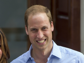 Royal Baby Boy Name William