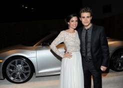 Vampire Diaries Stars Paul Wesley And Torrey DeVitto Filing For Divorce