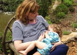 Breast in Show: Texas Mom Fights for Her Right to Breastfeed in Public