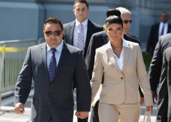 Reality Stars Joe And Teresa Giudice Plead Not Guilty To 39 Counts Of Fraud