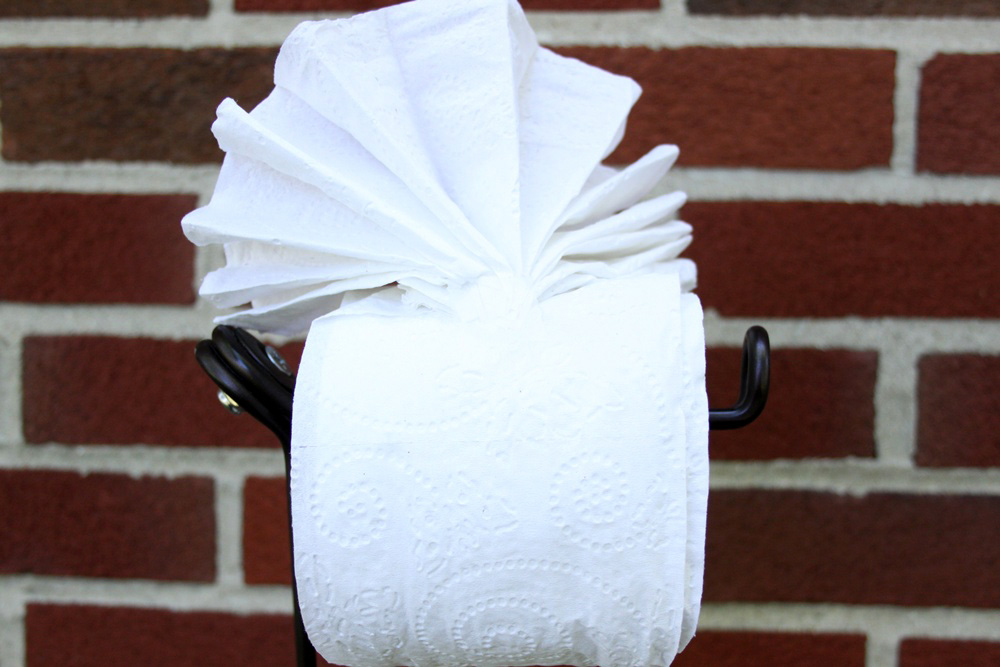 Angel Toilet Paper