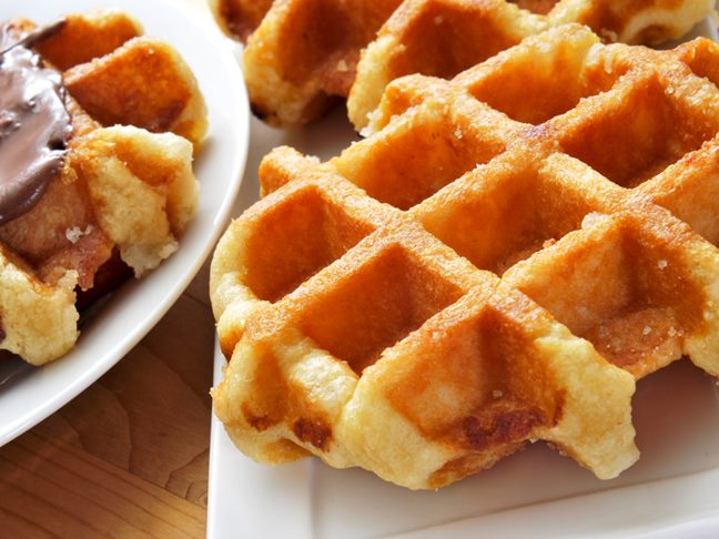 Perfect Waffles Recipe