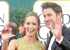 Emily Blunt And John Krasinski Are Expecting Their First Child!
