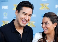 Mario Lopez And Courtney Mazza Welcome A Baby Boy Named Dominic