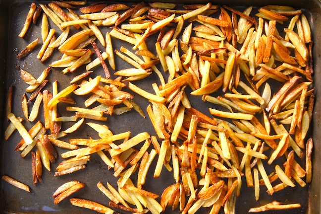 Matchstick Fries - Step 5