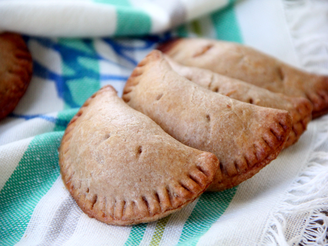 Peach Hand Pies Recipe