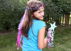 DIY: Princess Wand Craft