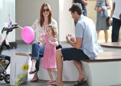 Shocker! Alyson Hannigan Says Parenting One Child Was Much Easier Than Two