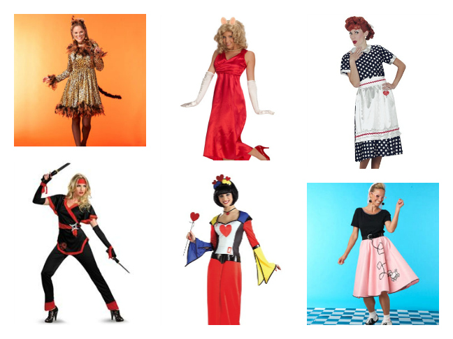 Halloween Costumes for Mom