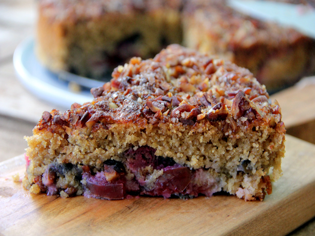 Plum Cake with Pecan Streusel Recipe Final