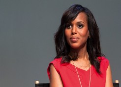 Scandal Star Kerry Washington Pregnant With Her First Child
