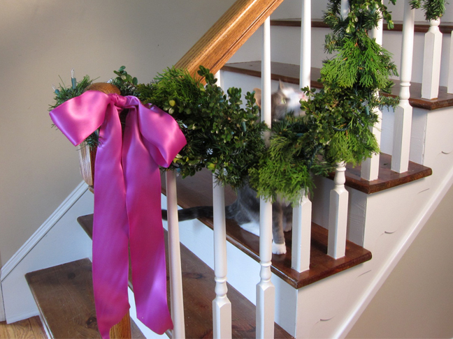 8 Indoor Holiday Decorating Ideas - Step 4