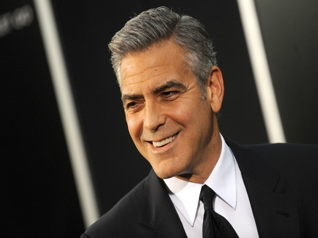 George Clooney Gets REALLY Candid On Russell Crowe, Twitter