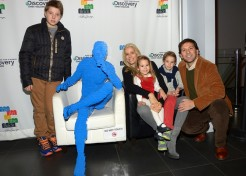 "Real Housewives of New York's Aviva Drescher At ""The Art of the Brick"" LEGO Exhibit"