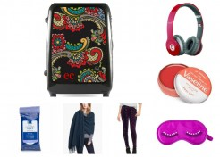 7 Stylish (and Practical) Holiday Travel Must-haves